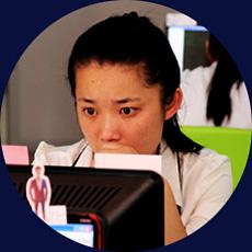 学生参加校园阶段技能大赛