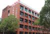 美丽的校园一角