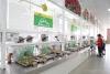 食堂的饭菜品种繁多,价格便宜