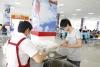 食堂为学生提供免费汤