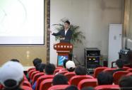 致行集团事业部朴新波总监来我校做职业生涯规划讲座