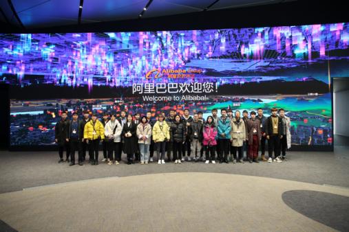 欢乐不散场,温暖依然在:新华・阿里、苏宁科技体验之旅