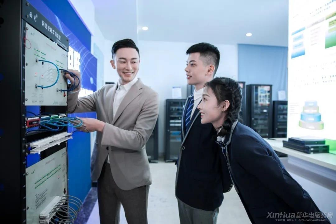 聚焦两会|今明两年职业技能培训3500万人次以上,新华有这些优势!